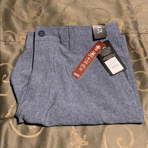 Men's NWT O'Neill Hybrid shorts